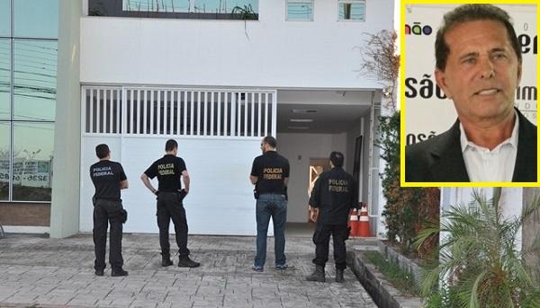 BOMBA E ESCANDALO: POLÍCIA FEDERAL PEDE PRISÃO DO DONO DA DIMENSÃO.