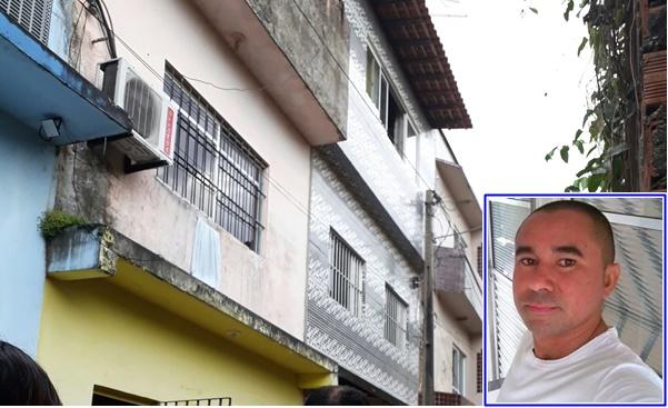 TRAGÉDIA: Empresário morre ao cair de janela do segundo andar na cidade de Rosário.