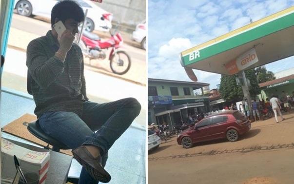 PISTOLAGEM: Homem dispara três tiros em empresário na cidade deBuriticupu.