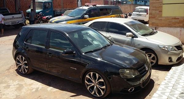 Encontrado no municípios de Paulo Ramos e Lago da Pedra, no interior do Maranhão, veículos clonados.