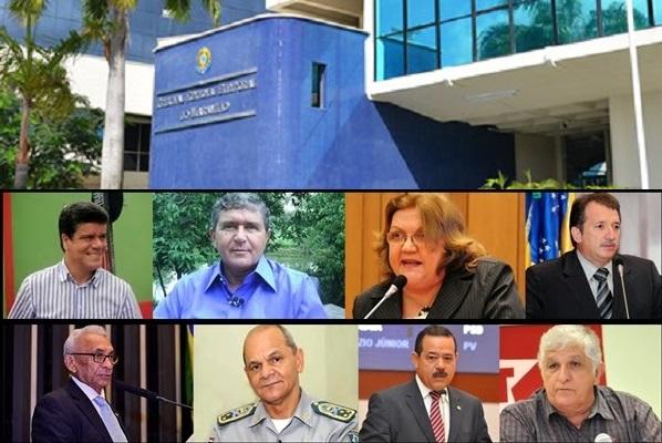 PROCURADORIA REGIONAL ELEITORAL DO MARANHÃO CONFIRMA LISTA DAS CANDIDATURAS IMPUGNADAS.