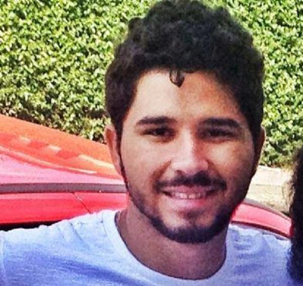 Estudante maranhense Danilo Telles.