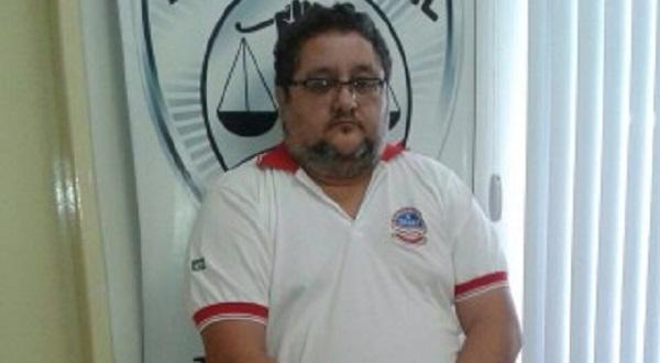 Ex-diretor Cláudio Barcelos.