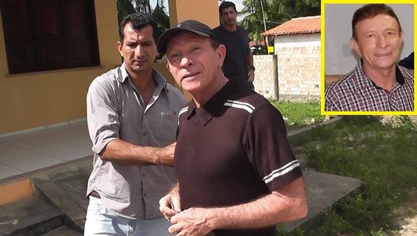 Ex-prefeito Cecé Monteiro.