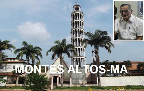 Ex-prefeito de Montes Altos, Adail Albuquerque de Sousa.