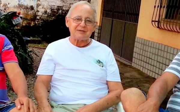 TRISTEZA: Morre o ex-prefeito de Santa Rita aos 71 anos.