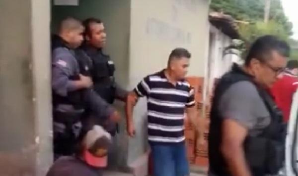 Ex-secretário de Saúde é preso por crime de pedofilia no Maranhão.