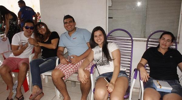 FAMILIARES DO ANIVERSARIANTE.