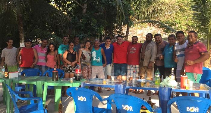 Empresário Roseno comemorou seu aniversário ao lado dos familiares e amigos em Morros.