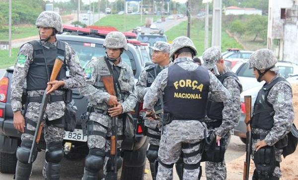 FORÇA NACIONAL.