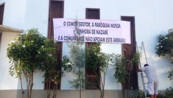 CONFUSÃO: Comunidade declara que não apoia Arraial do Cohatrac.