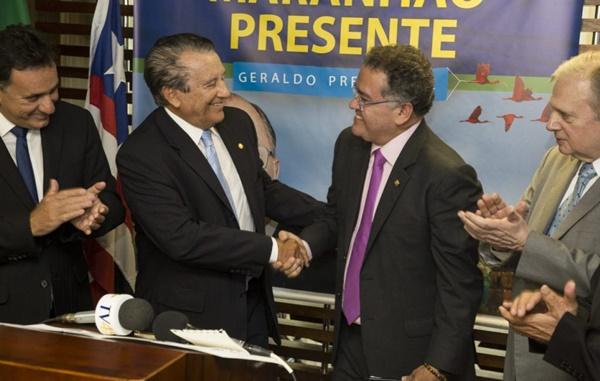 Zé Reinaldo se filia ao PSDB para disputar o Senado.