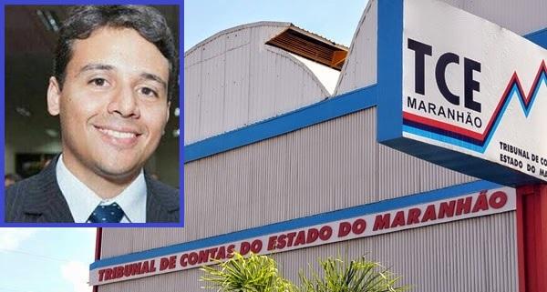Após denúncia, filho de Waldir Maranhão é exonerado do TCE-MA.