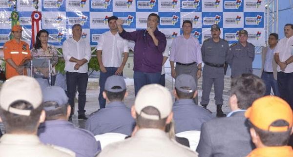Flávio Dino em Timon.
