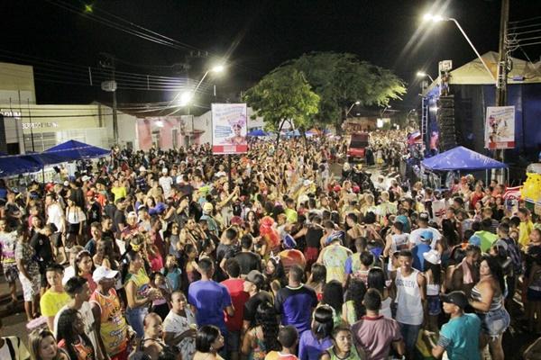 Bicampeonato da Acadêmicos do Tatuapé consagrou a última noite de folia em São José de Ribamar.