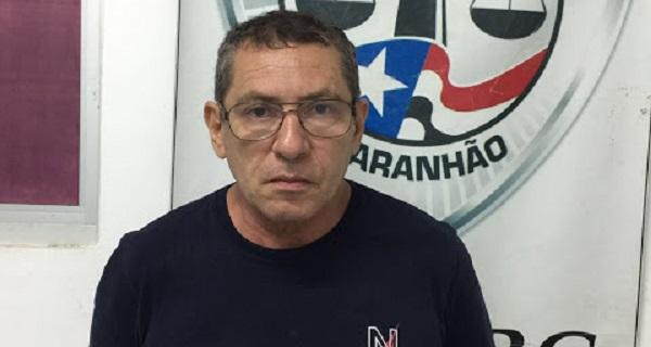 Gerson Gomes de Melo, acusado de exercício ilegal da medicina.