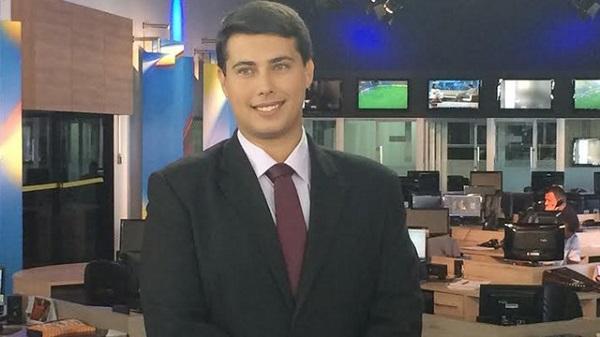 Giovanni Spinucci é o novo apresentador do JMTV2.