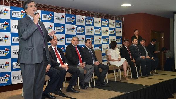 Governador Flávio Dino destacou a importância do investimento em Educação durante 'encontro com FNDE'.