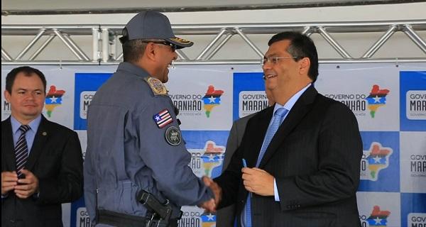 Governador Flávio Dino entrega 45 novas viaturas para reforçar a segurança em São Luís.