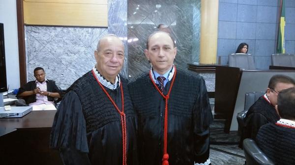 Guerreiro Junior e Lourival Serejo cumprirão meta do TSE.