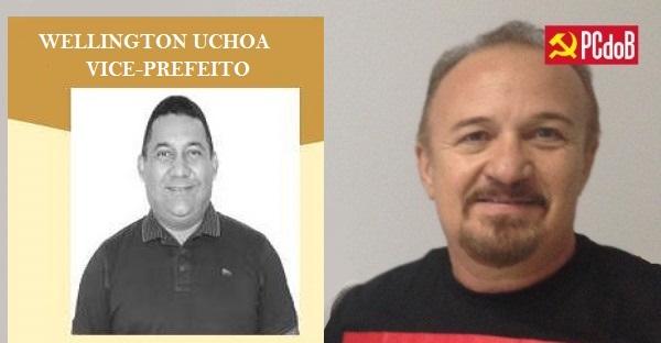 Prefeito de Presidente Vargas pede licença do cargo para realizar tratamento de saúde, e o vice Wellington Uchôa, assume.