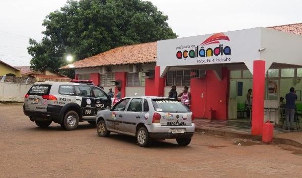 HOSPITAL DE AÇAILÂNDIA
