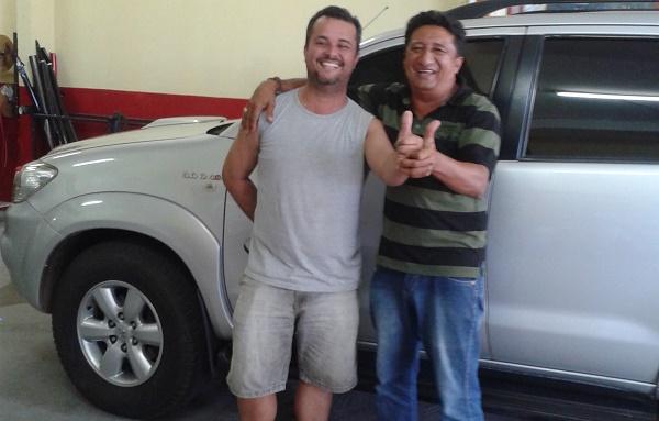 INSTALADOR DE SOM NILSON E SGT-CARLOS