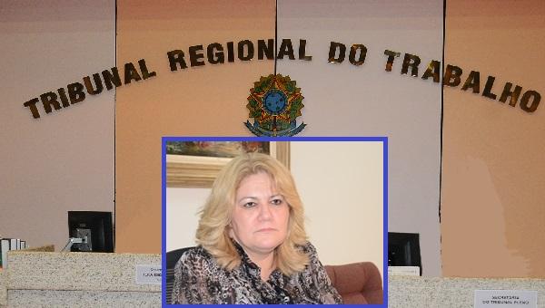 Desembargadora do Tribunal Regional do Trabalho no Maranhão, Ilka Esdra Silva Araújo