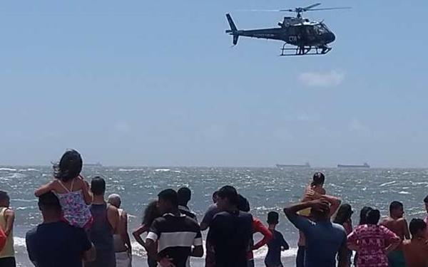 TRAGÉDIA: Irmãos adolescentes se afogam na Praia do Araçagy na região metropolitana de São Luís.