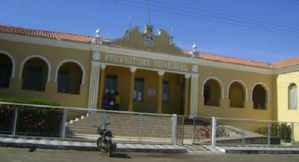 Itapecurú Mirim-MA-Prefeitura Municipal.