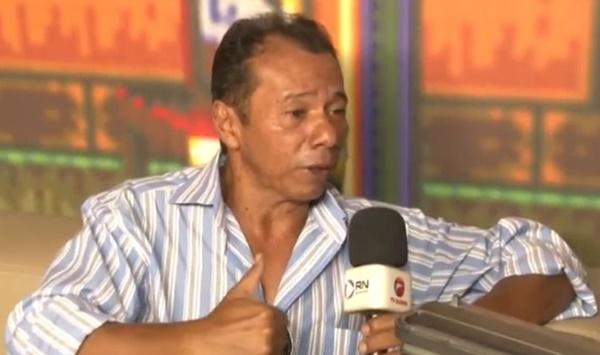 Tristeza na comunicação maranhense, morrejornalista que apresentava o programa policial Bandeira 2.