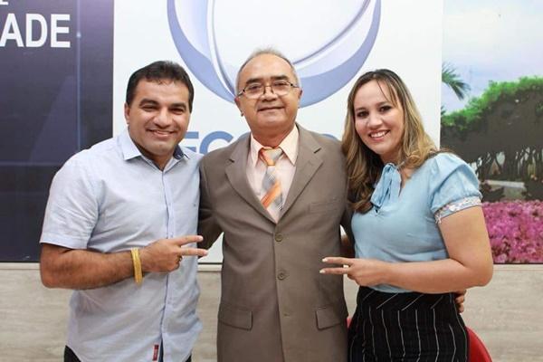 Josimar de Maranhãozinho e Detinha visitam Bacabal e são entrevistados pela TV Nova Esperança (Afiliada da TV Record).