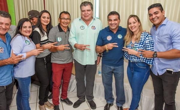 Senado: Josimar Maranhãozinho também declara apoio a Sarney Filho.
