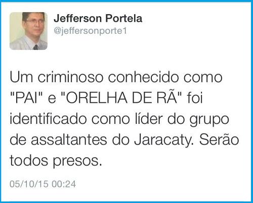 Jefferson Portela.