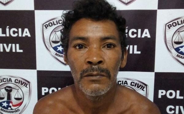 Homem é preso acusado de estuprar criança de 11 anos em Itapecuru-Mirim.
