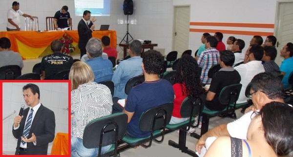 Justiça eleitoral da comarca de Tutóia realiza audiência pública sobre as novas regras para as eleições 2016.