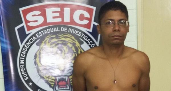 Julio Max de Jesus Moraes, natural do Maranhão, tem 35 anos.
