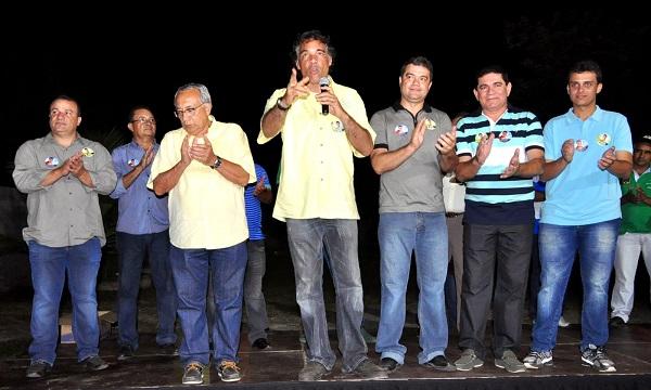 Lobão Filho diz que Bacabeira vai ser o município mais rico do Estado do Maranhão, querendo ou não, os adversários.