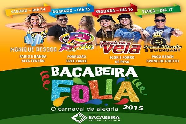 Carnaval de Bacabeira.