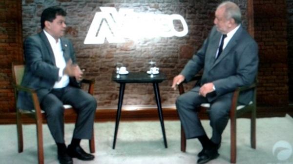 MÁRCIO JERRY DANDO ENTREVISTA.