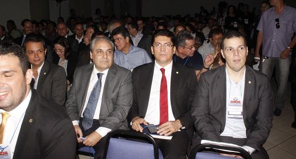 MARCELO TAVARES, JEFFERSON PORTELA E TED LAGO
