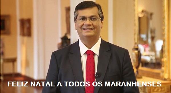 MENSAGEM DO GOVERNADOR FLÁVIO DINO.