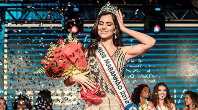Miss Maranhão 2018 vem da cidade de Barreirinhas.