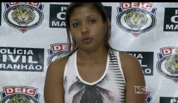 Madriely dos Santos, de 25 anos.