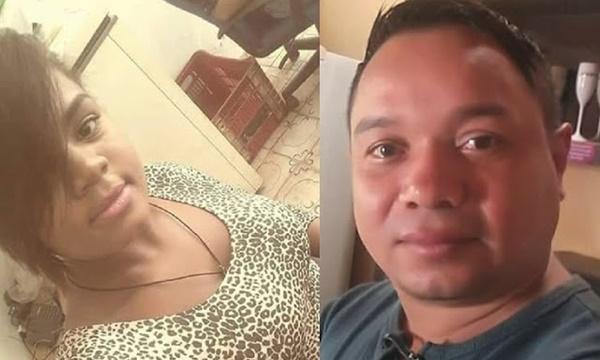 Mulher é morta a facadas por namorado em Parnarama; assassino foi preso na manhã de Domingo.