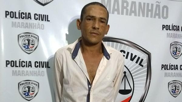 O maior e mais antigo traficante da cidade de Bacabeira é preso.