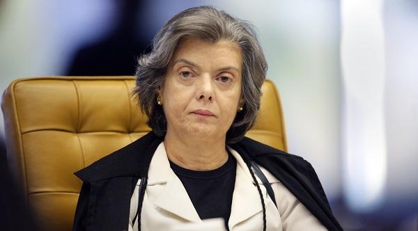 Ministra Cármen Lúcia.