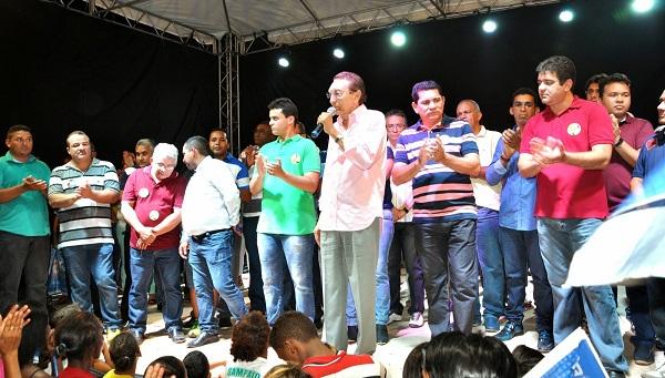 Ministro Lobão destaca consquistas de Bacabeira.