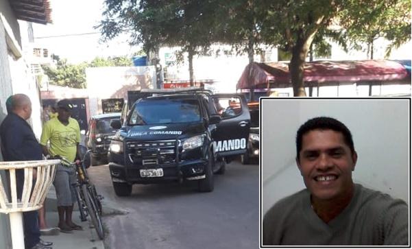 TRISTEZA: Sargento da Polícia Militar do Maranhão, mata namorada e, em seguida, cometeu suicídio na Cohab em São Luís.