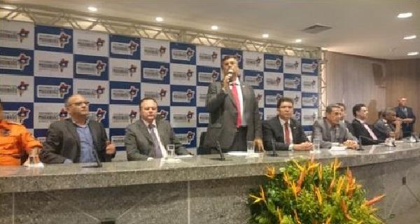 O governador Flávio Dino anunciou, que vai autorizar concurso para a Polícia Militar.